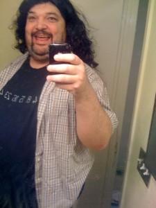 Jon as Hurley